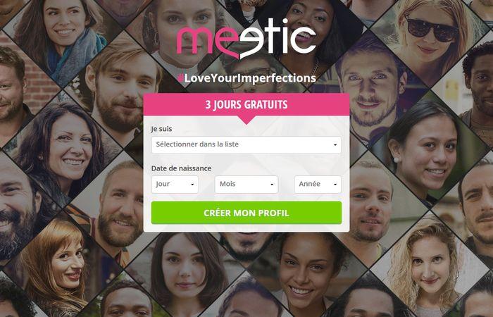 Comment procéder pour profiter de Meetic gratuit 3 jours ?
