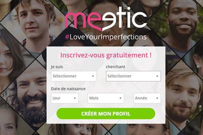 inscription meetic gratuite